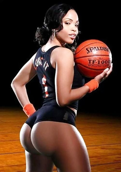 Sexy basketball female players, young panty sex