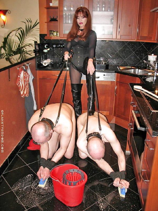 Cfnm Slave Husband