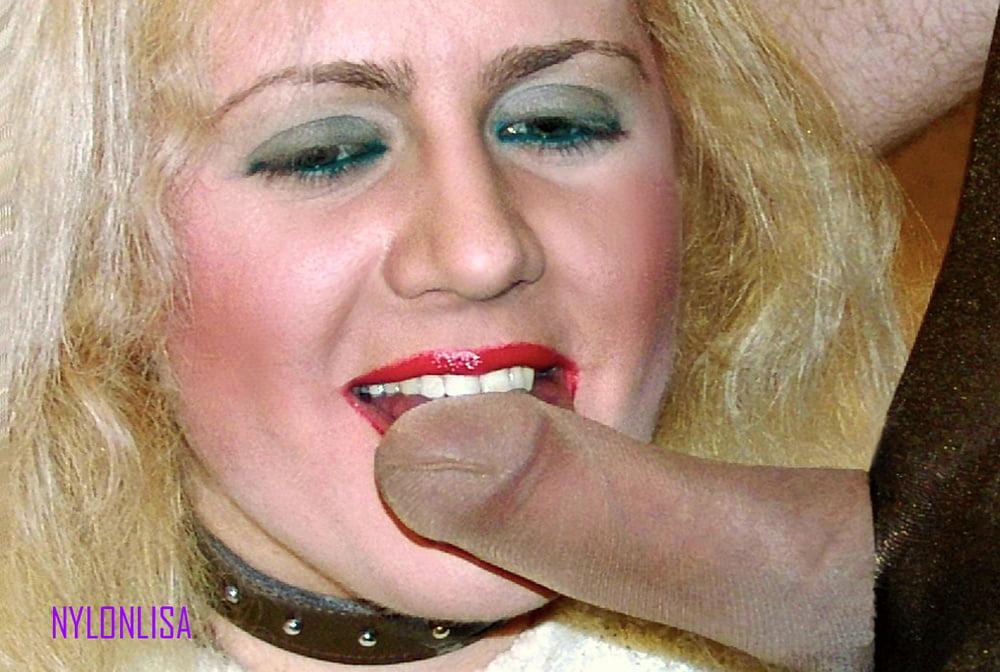 Your Perverted FuckPig Whore ...NylonLisa