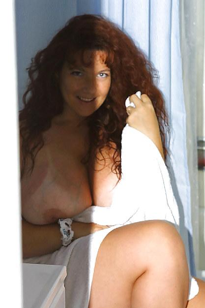 Hot big boobed brunette slut with nice-1154