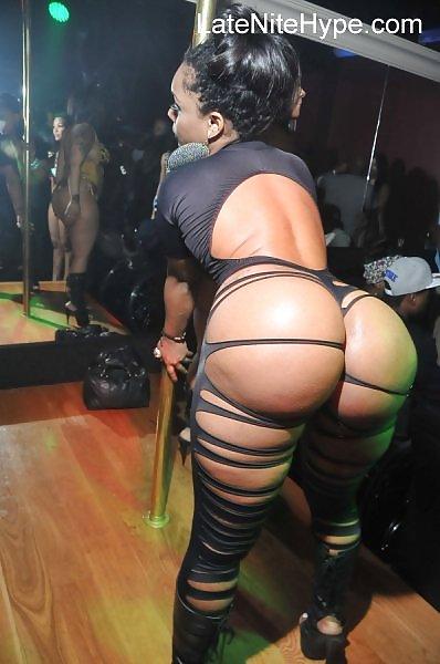 Amateur Black Strippers
