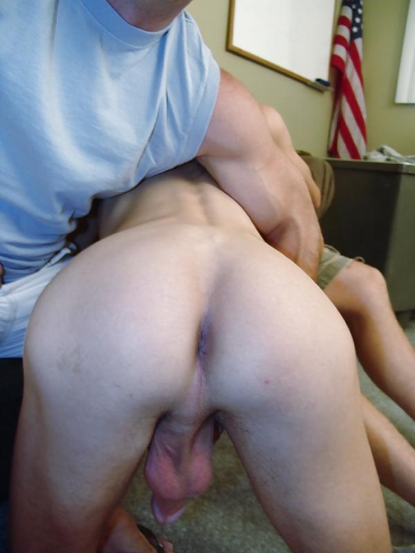 Homemade amateur gay orgy