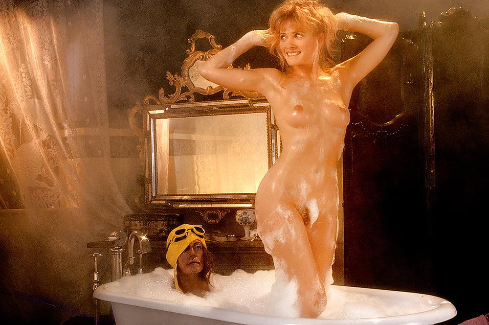 Barbara bain nude ass pussy