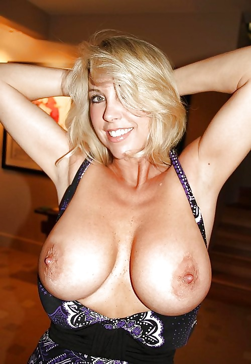 Hot milfs with big tits #8