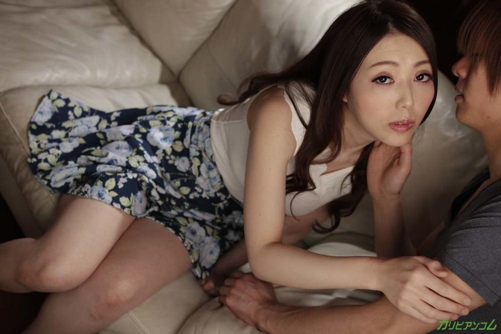 Rei Furuse: The Ecstasy: Kiss As A Fuse -CARIBBEANCOM- 20