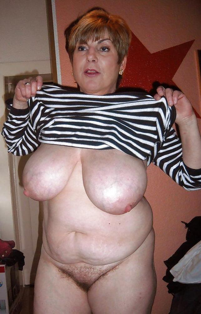 Огромные старые груди — pic 6