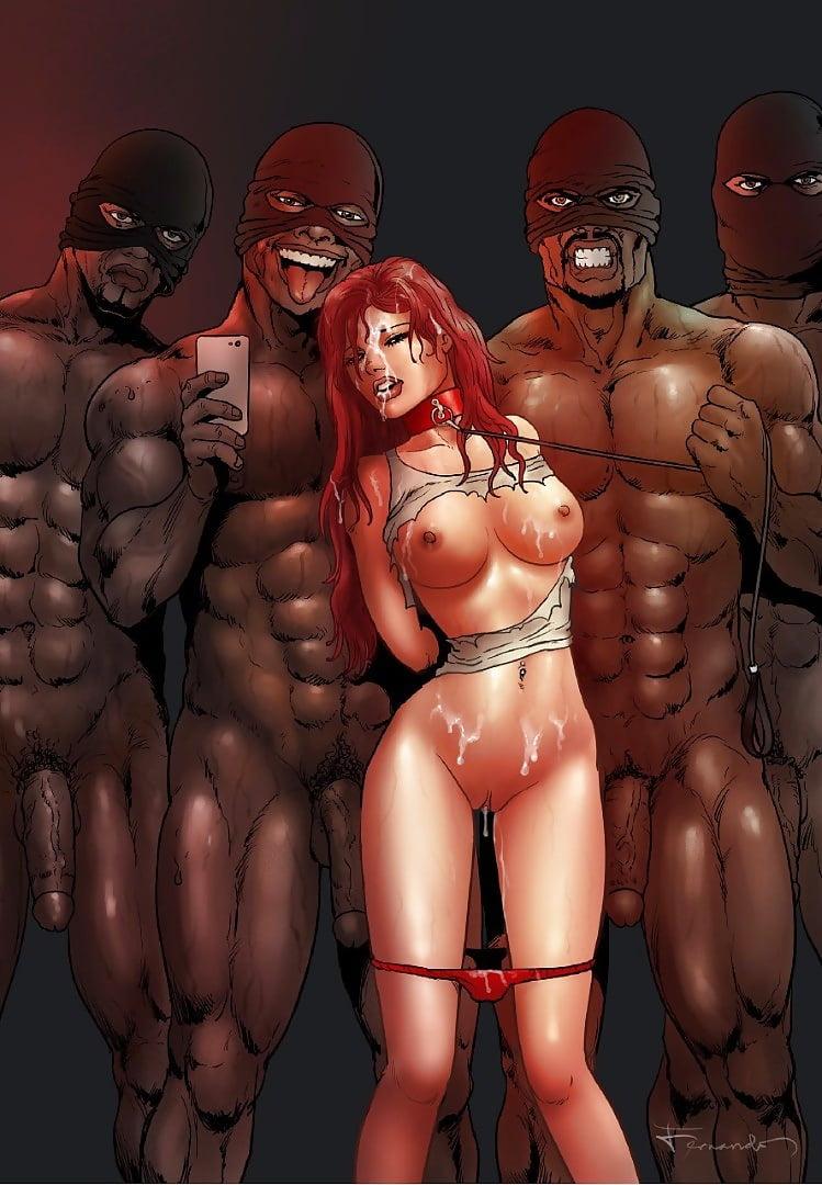 interracial-bdsm-cartoons