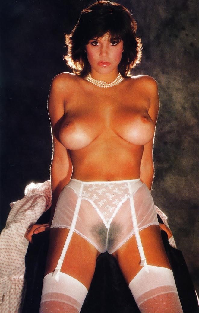 Milf in see through panties