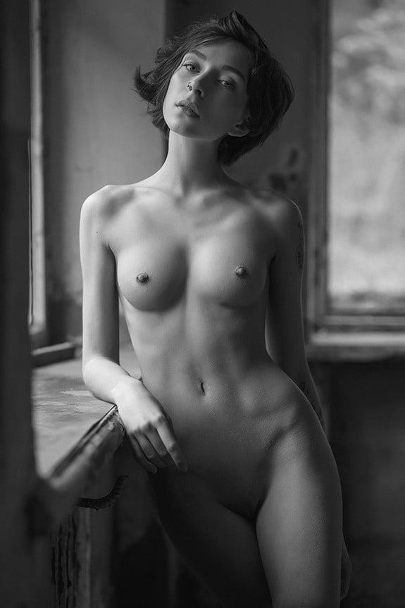 Nude men drawing by odon czintos