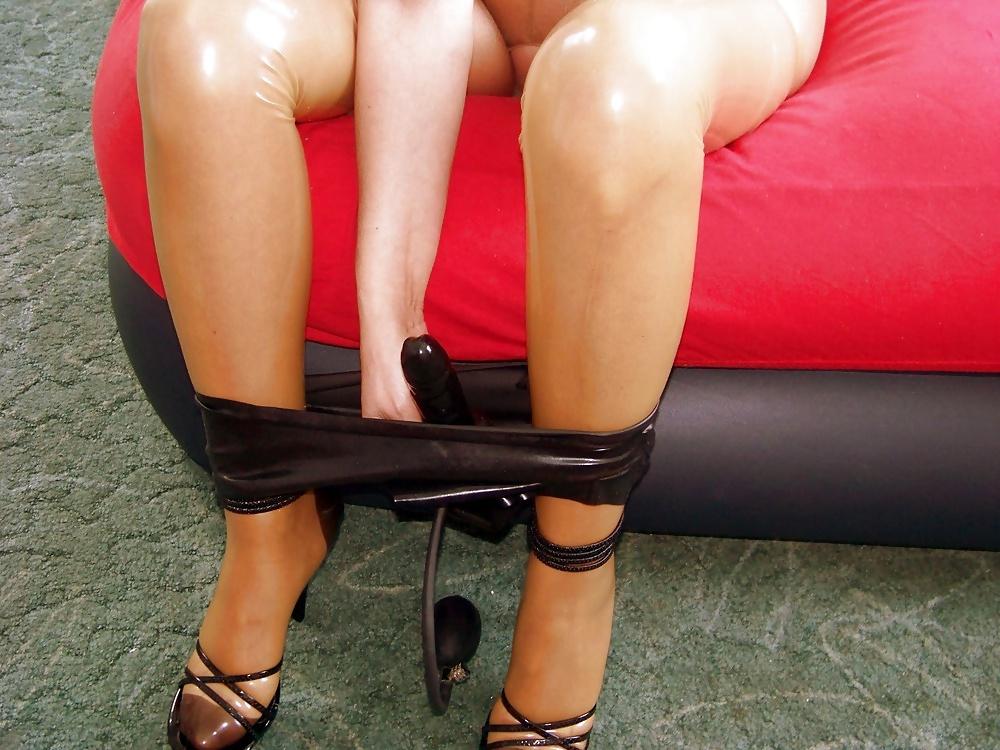 Forced Dildo Panties