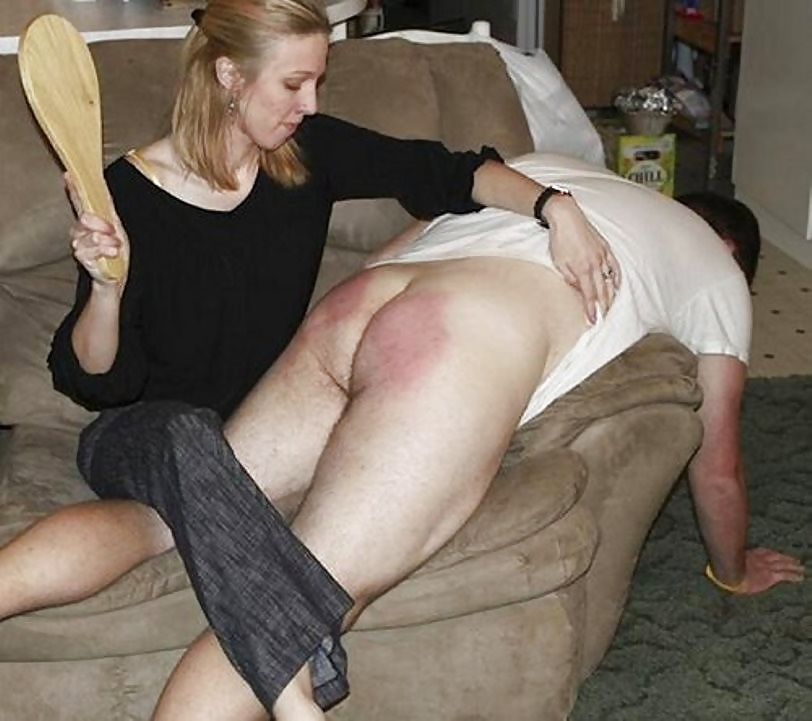 Mothers spanking sons nude — pic 7