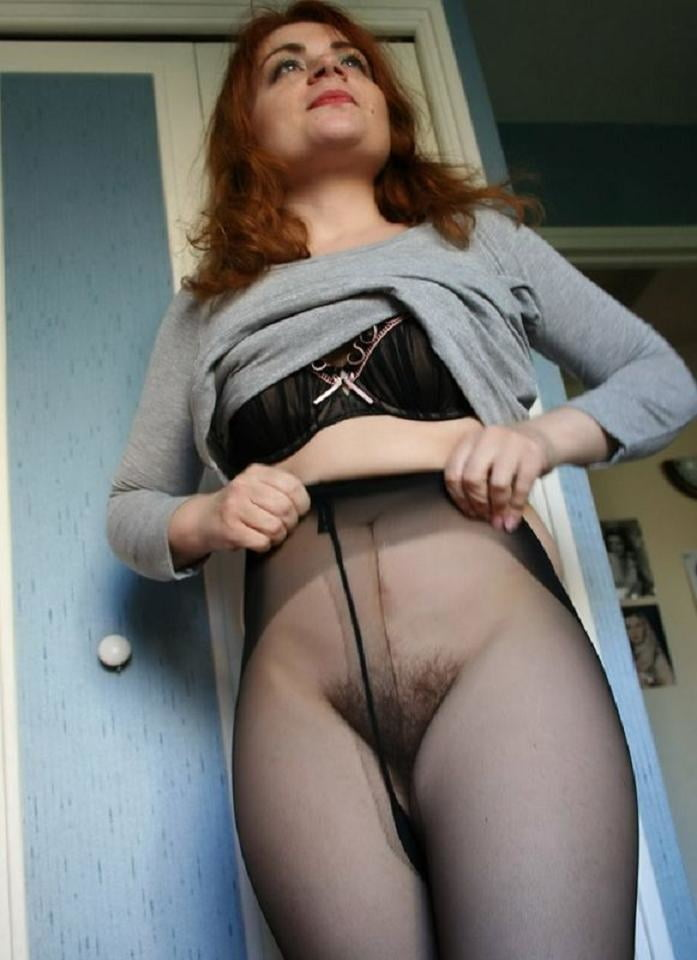 Pictures of hairy women pantyhose, male frottage