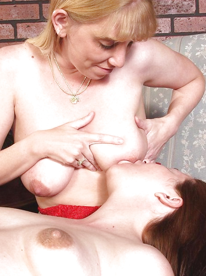 Katerina Hartlova Lactating