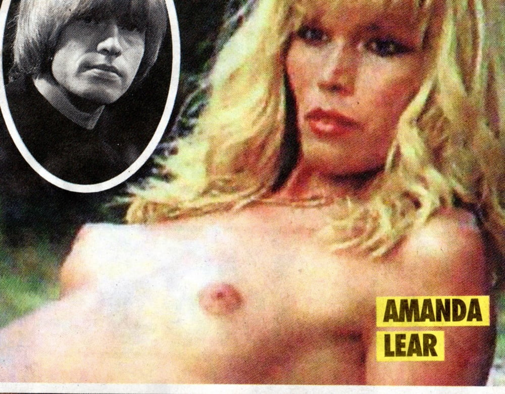Amanda lear XXX