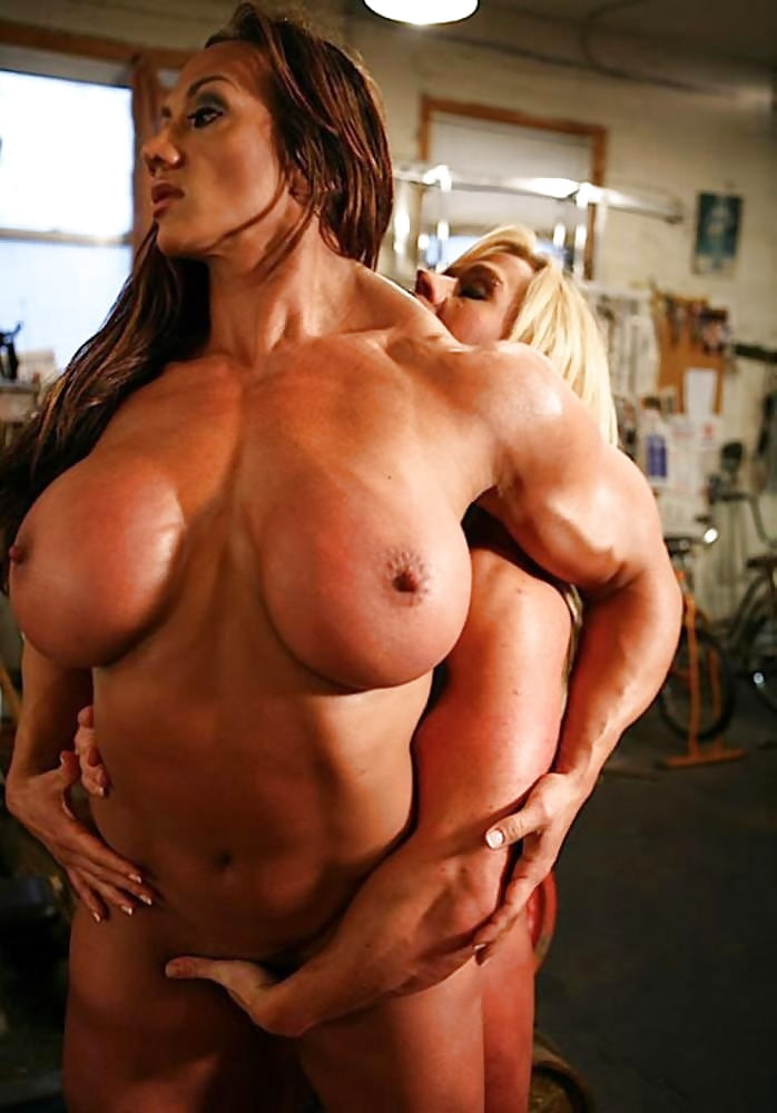 Female muscle sex flv
