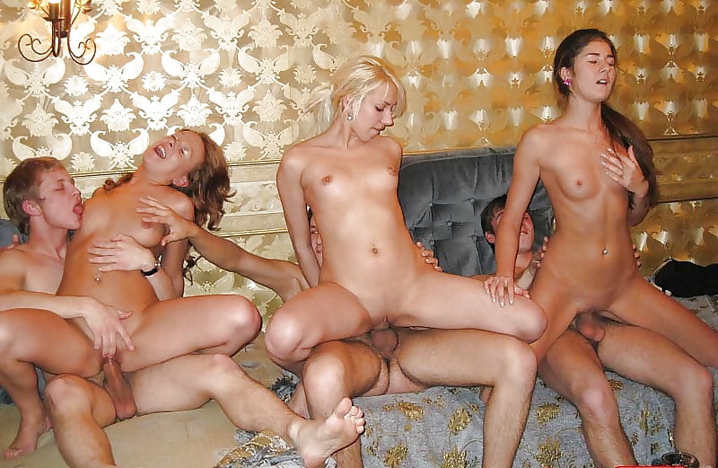 Indian russian young sex party black