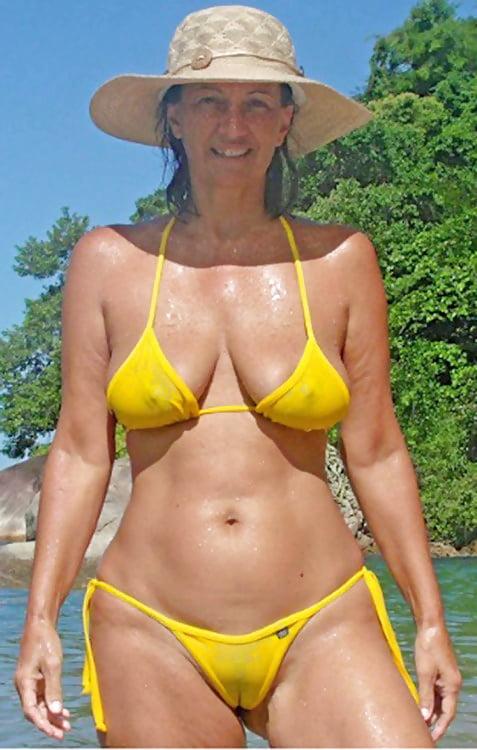 Bikini wax styles