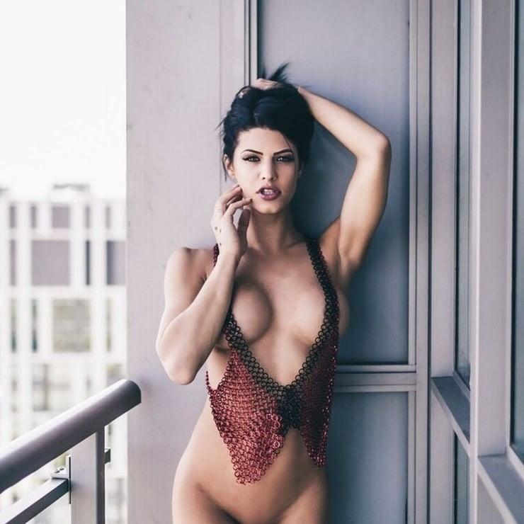 Bree Leigh Walker Been Bad Cock Hardening Bikini & Nudes