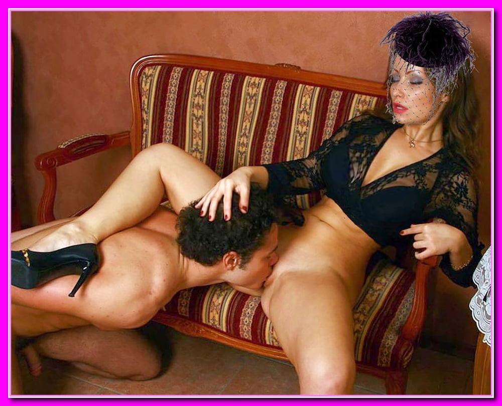 Порно фото зрелая госпожа #11
