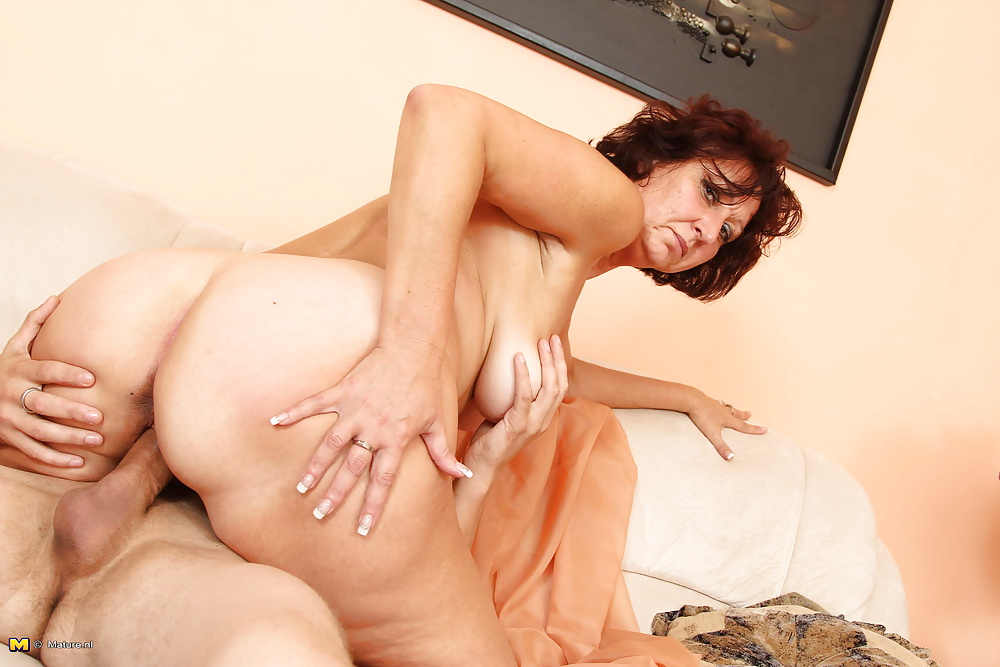Mom watches son jerk off extreme sex pics