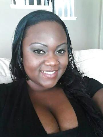 Black chubby boobs-2355