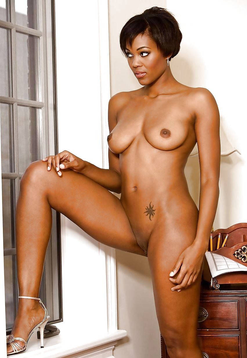 Beautiful ebony milfs