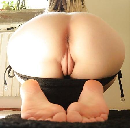 panties at half mast