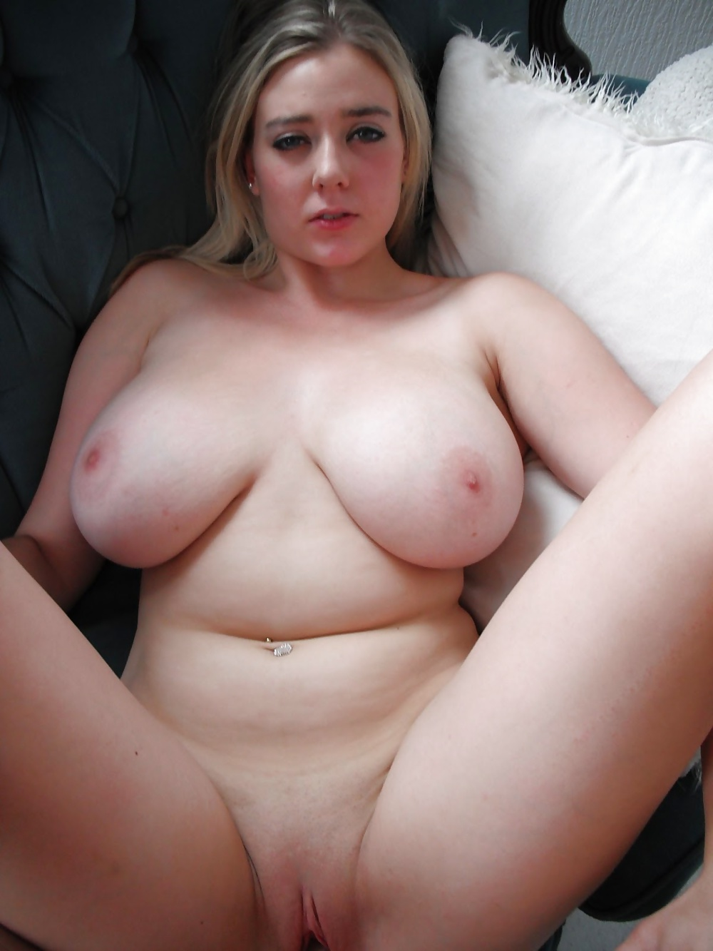 Chubby naked blonde women