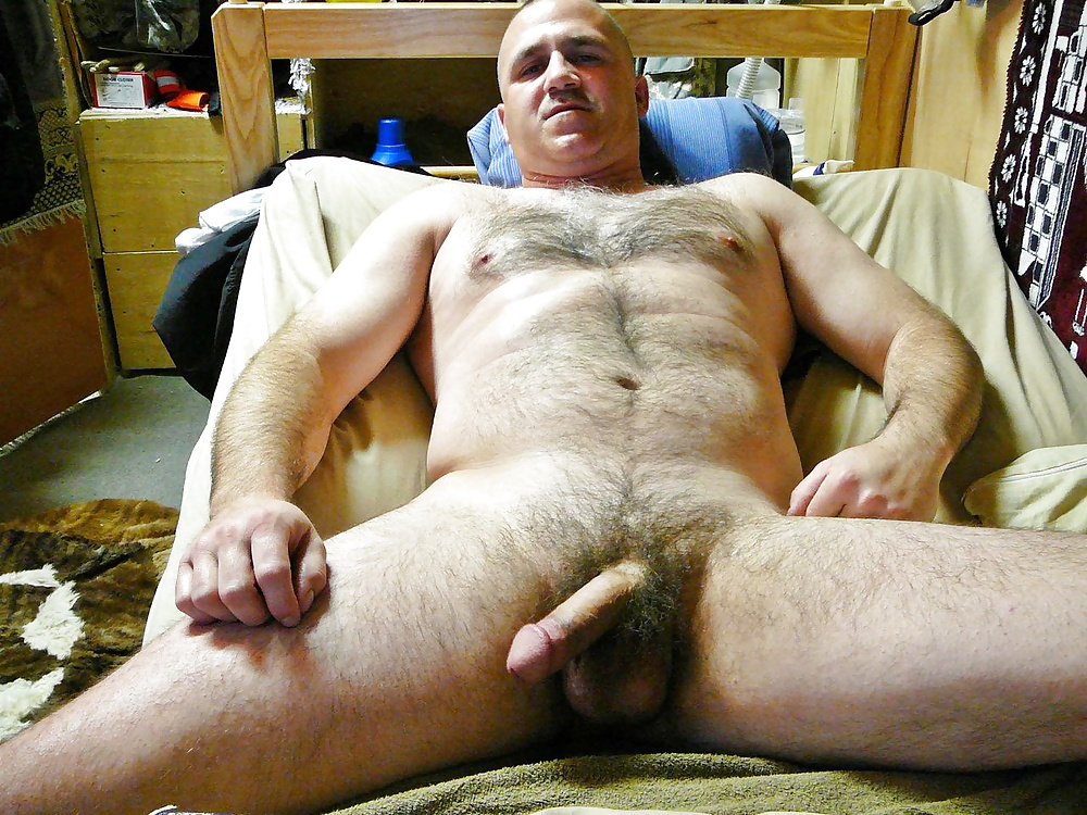 Muscle Daddies Naked