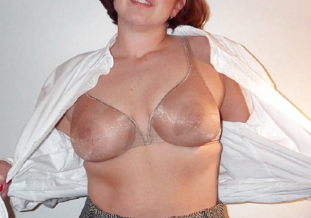 Fat granny big boobs small bra