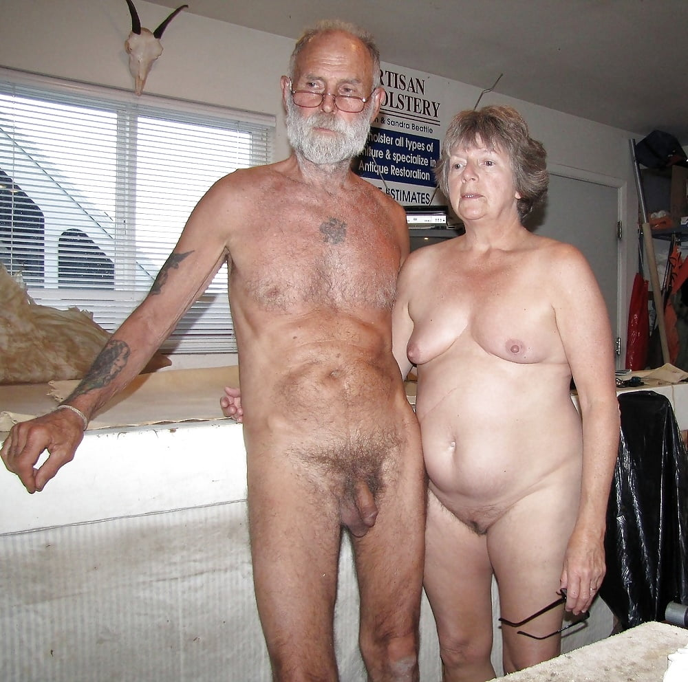 Naked old people sex — 11