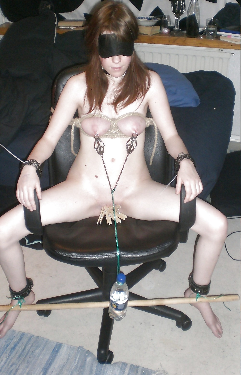 Wife pussy slave weekend