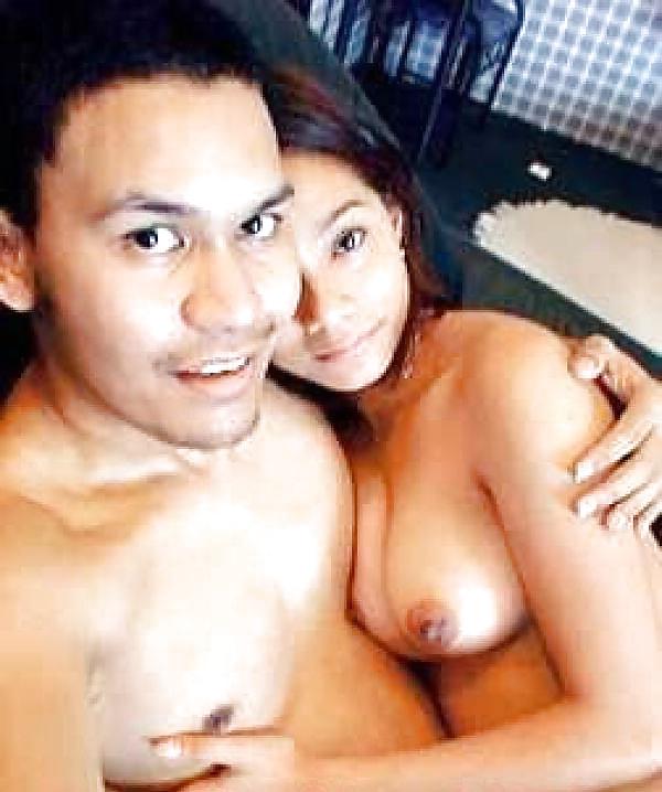 Hot naked longboard girl