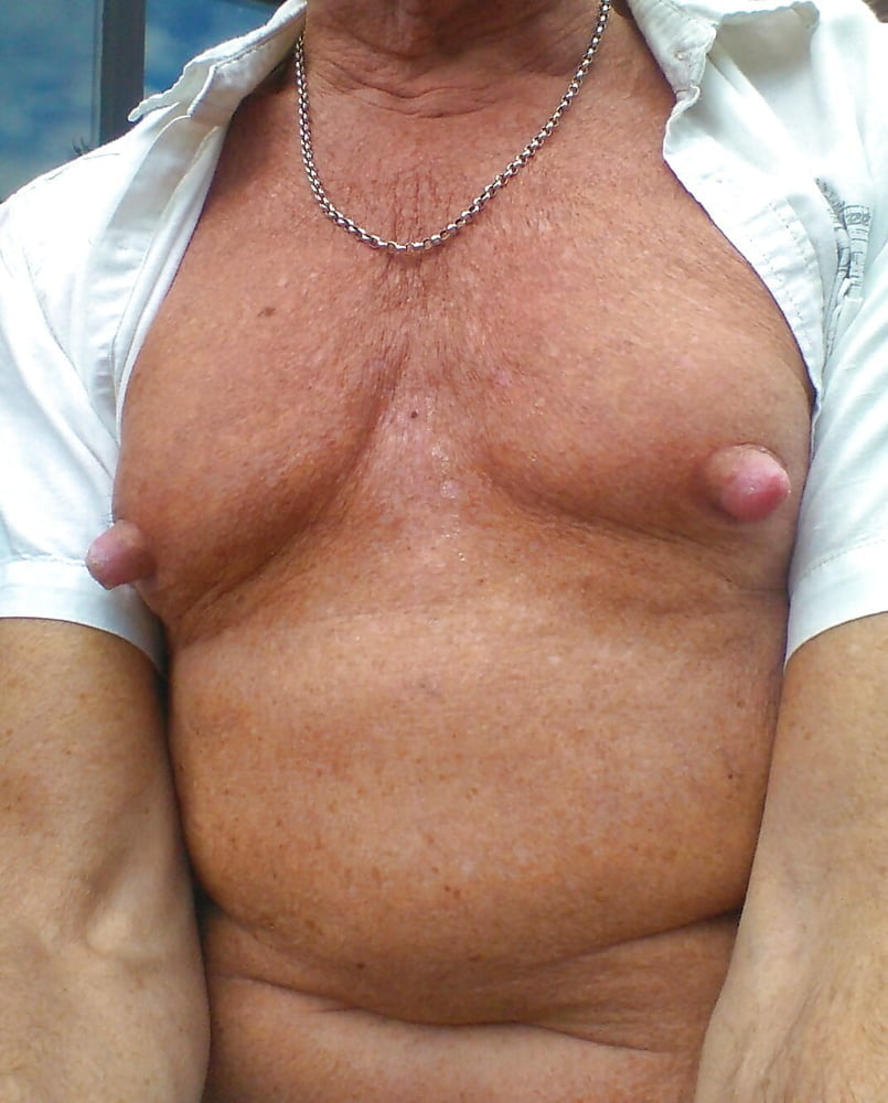 What To Do With His Nipples, Because They Can Be Sensitive, Too