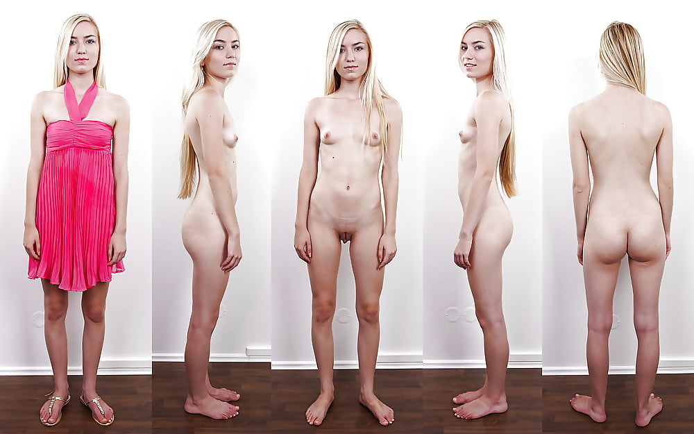 I wish a nude girl