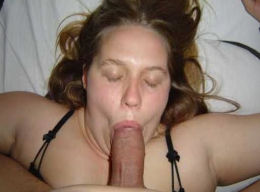 Harsh Looking Fat Woman Sucking Dick And Making Me Cum
