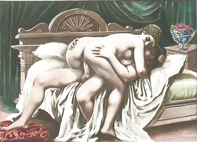классика искусство эротика онлайн