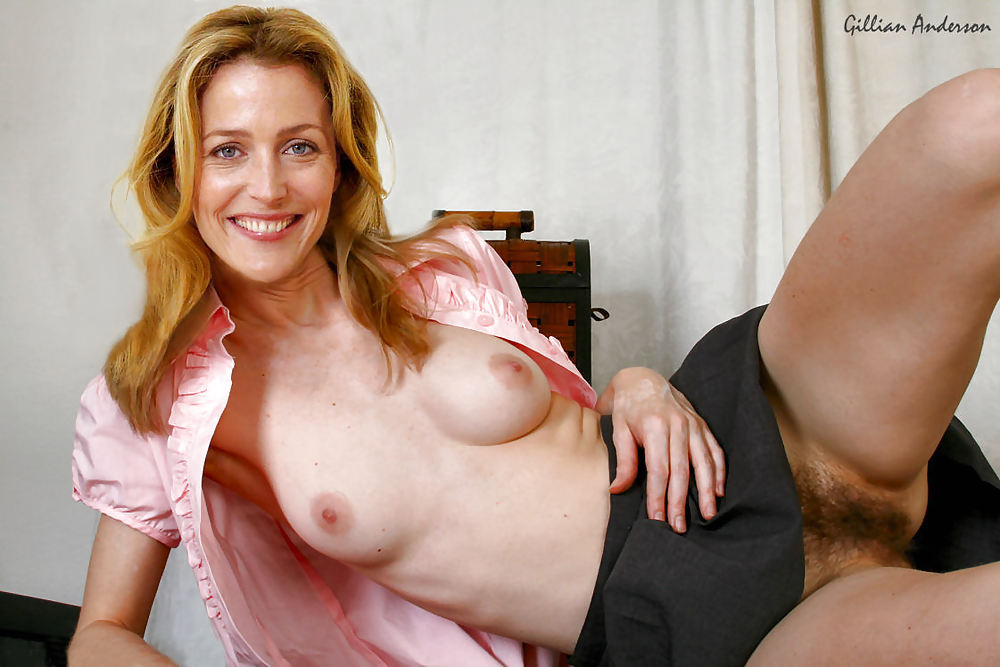 Gillian Anderson Naked Pictures