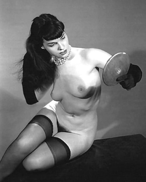Betty page hardcore naked young girlsand