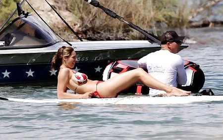 bikini Kelly candid brook