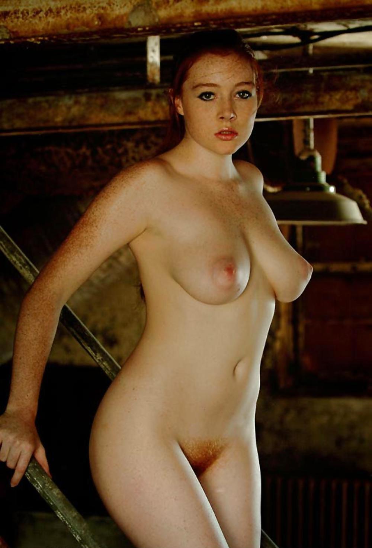 Nude hairy redhead women-3730