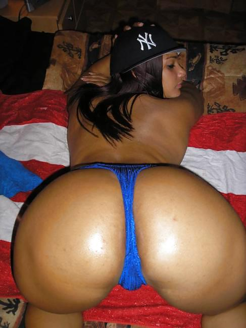 Swinger fat puerto rican asses
