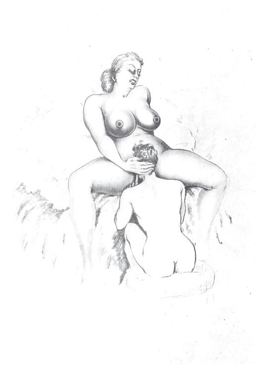 Пышечки рисунки секс
