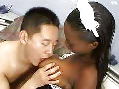 Black men and asian women having sex-2463