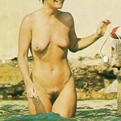 Schneider naked romy Romy Schneider