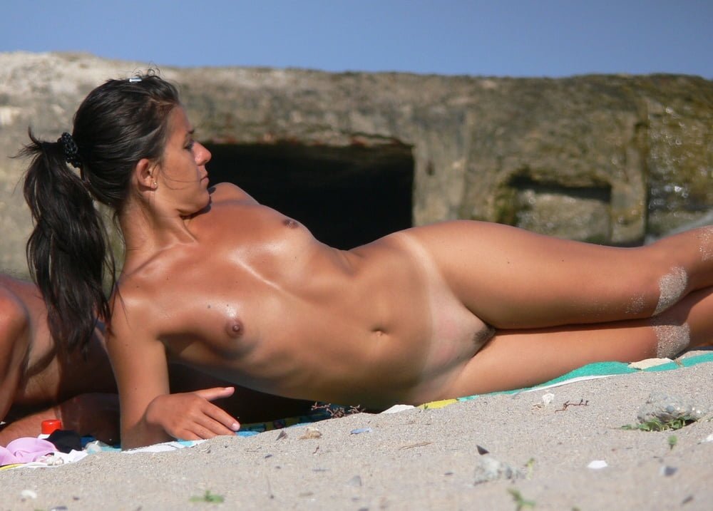 Greek women nude beaches