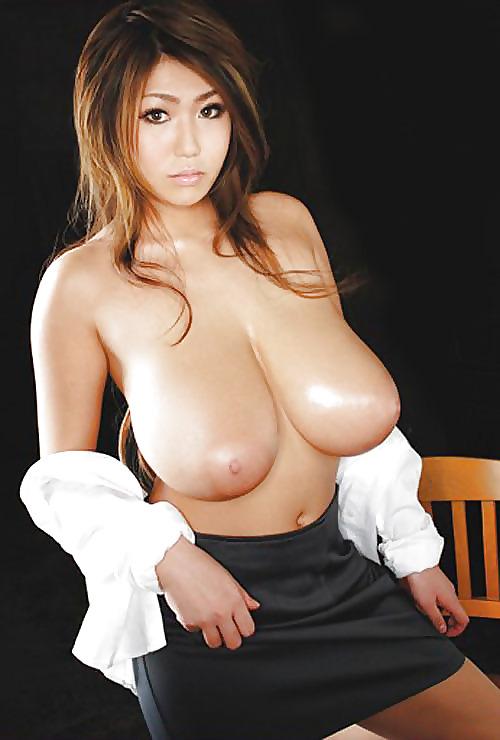 Cute Asian Teen Big Tits