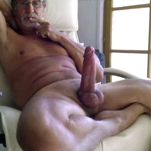 Older mature lady toying video