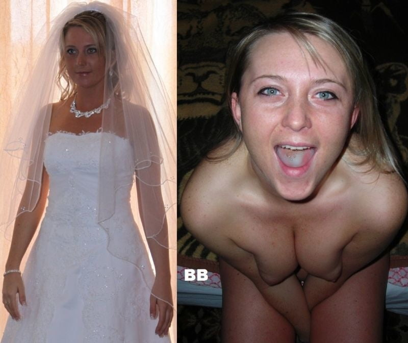 Bride for one day, whore for ever after - 30 Pics
