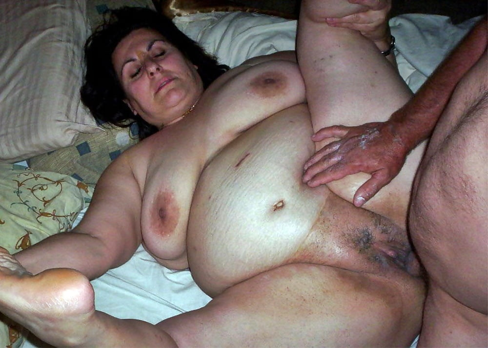Ugly Italian Milf Fucked In The Ass